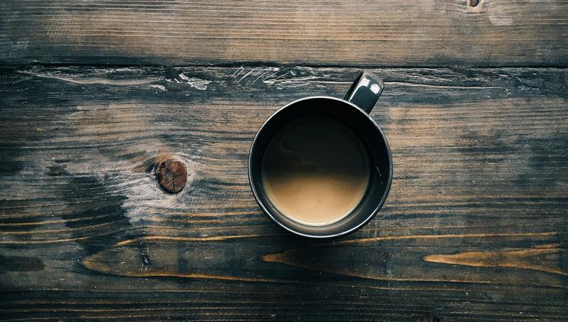 tasse de café toxique