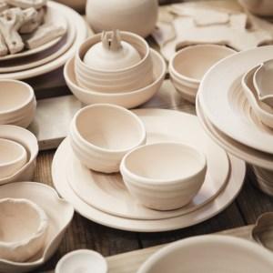 vaisselle avant cuisson poids et dimensions standarts