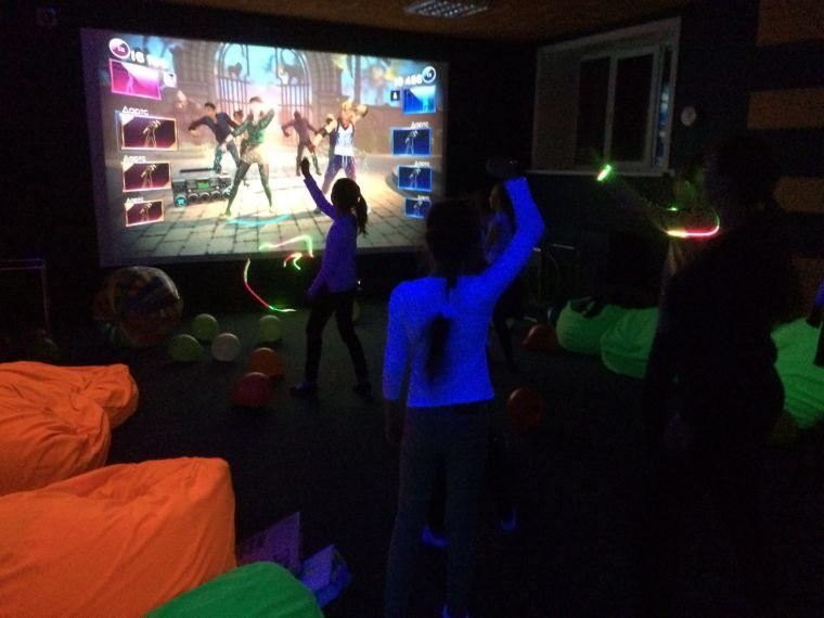 Фото 25 танцевальная игра с приставкой kinekt