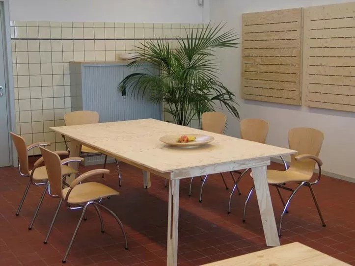Tafel zelf maken Maak je eigen tafel met deze bouwtekeningen