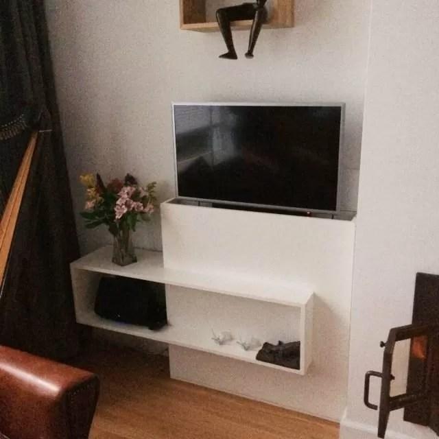 Tv Meubel Met Lift 55 Inch