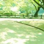 水辺の公園 差分:日中/夕方/夜