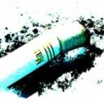 煙草の吸殻