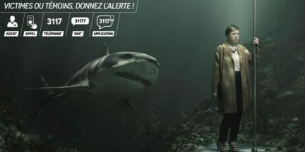 harcelement ratp requin