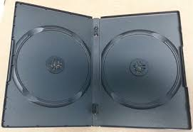 DVD DUAL 2 DISC CASE