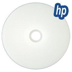 WHITE PRINTABLE DVD-R FULL SURFACE