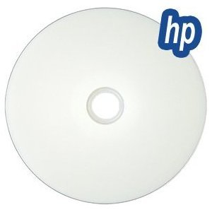 WHITE PRINTABLE DVD-R FULL SURFACE