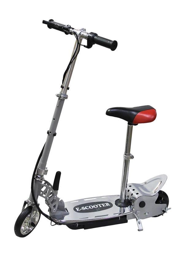 black 140 w e scooter