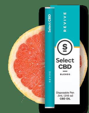 Revive - Grapefruit CBD Vape Pen