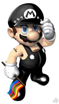 Mario gay
