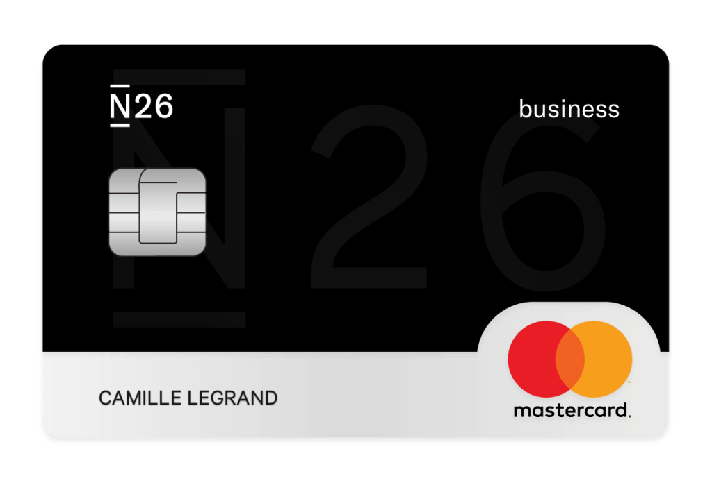 Carte Business N26