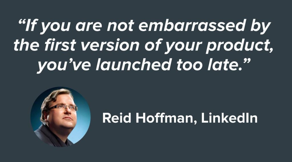 Quote by Reid Hoffman | Signing up for Volt Bank | Neobanks.com.au
