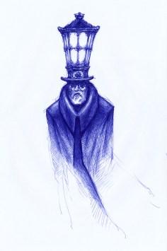 Erebus, the bringer of light