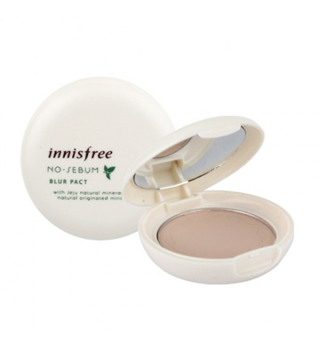 Image result for Innisfree No Sebum Blur Pact