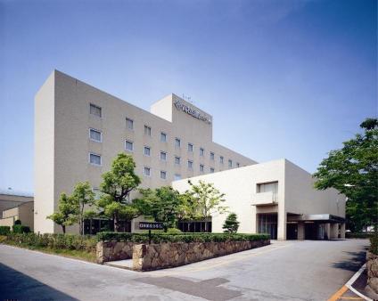 講演会場の高松国際ホテル