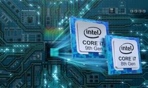 Intel Core 9th 11th generation Coffee Lake S