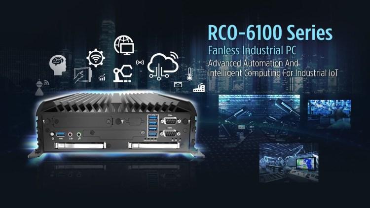 PC industriel Intel 9eme génération