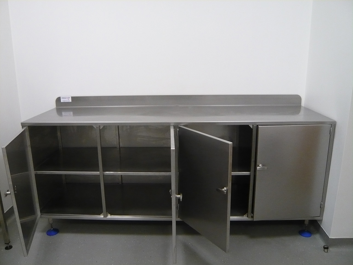 Custom Medical Storage Shelving and Racking  Neocare