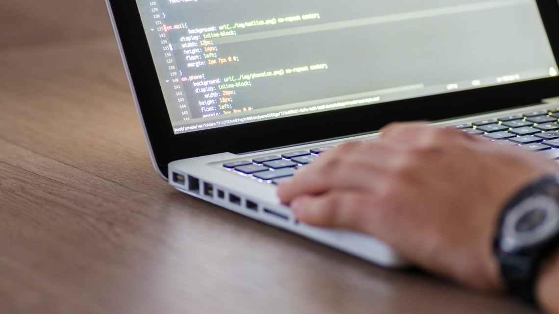 code coding computer data