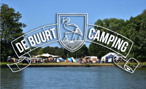 Buurtcamping Zuiderpark #coronaproof 16 t/m 18 juli 2021