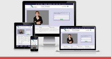 Neo Design Concepts responsive website-design-eve-gumpel