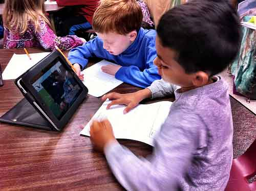 Children-Technology-Educati