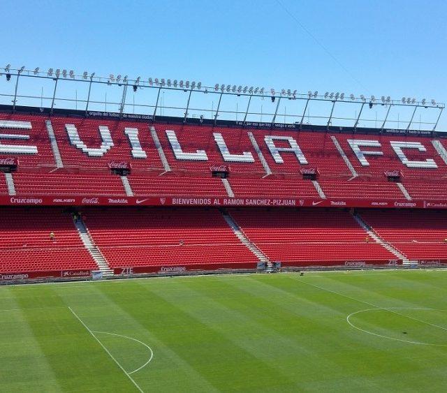 Imagen del Ramón Sánchez Pizjuán, el estadio del Sevilla FC. Imagen: SevillaFC.es
