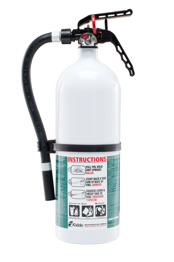 Kidde Recalls 4.6 Million Fire Extinguishers That Could Fail