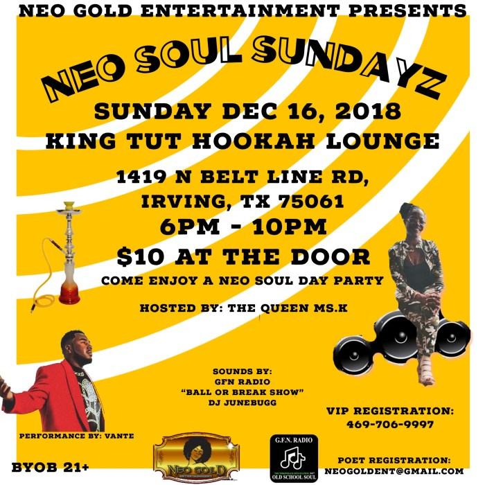 Neo Soul Sundayz