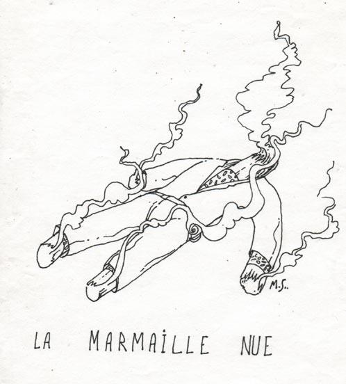 Mano Solo, Le dessinateur