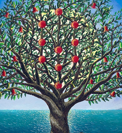 Image result for tu bishvat
