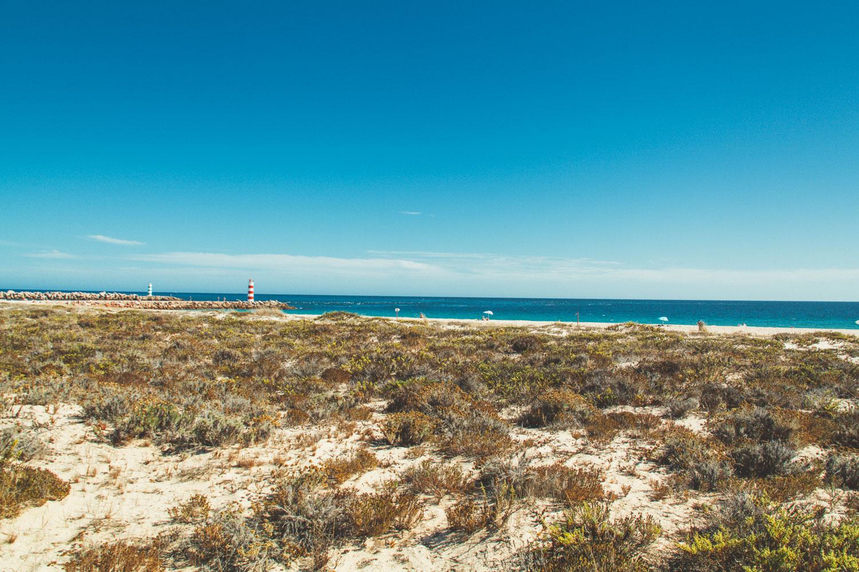 Praia Da Ilha Deserta, Praia da Barreta. Foto: Neoheimat