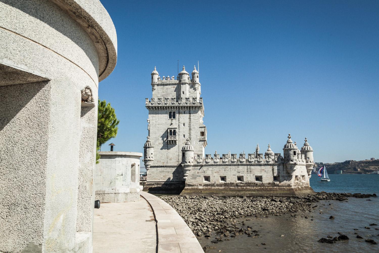 Torre de Belém, Lissabon. Foto: Neoheimat