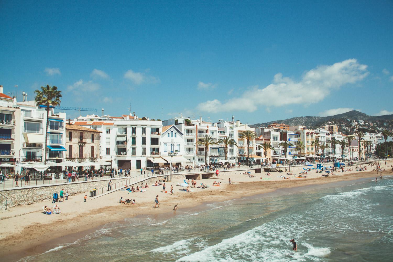 Ein Nachmittag in Sitges. Foto: Neoheimat