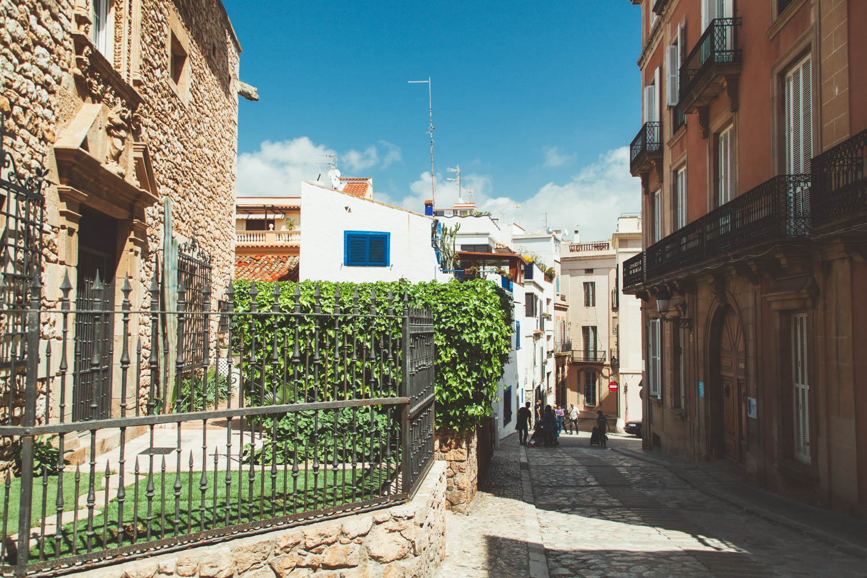 Sitges, Katalonien