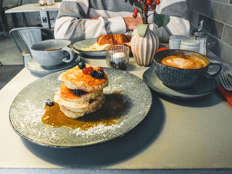 Frühstück im Bricks. Foto: Neoheimat