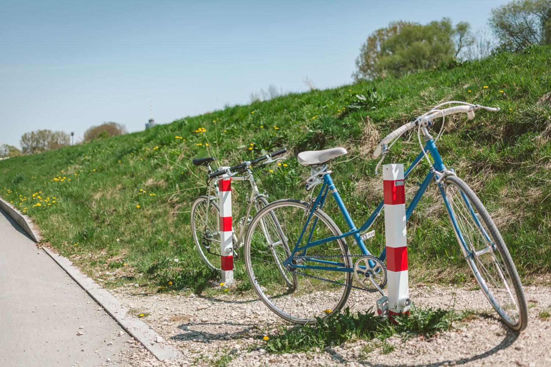 Radtour entlang der Wertach. Bild: Neoheimat