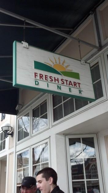 Fresh Start Diner
