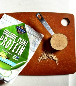 0130 - protein powder in cup