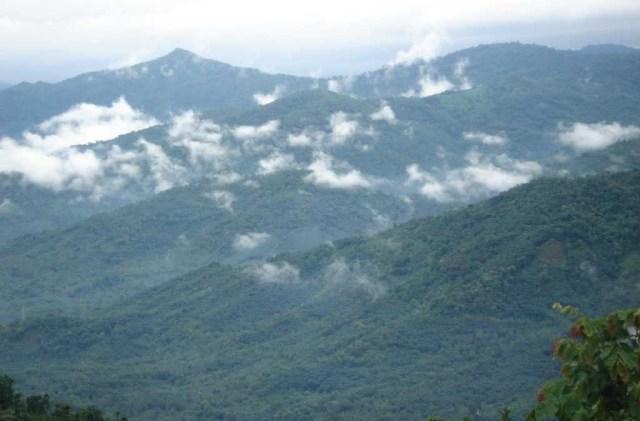 Paithalmala Clouds