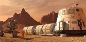 A Mars meghódítására készül Izrael