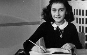 90 éve született Anne Frank