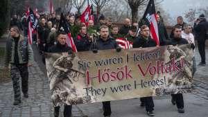 Becsületnapi neonácizmus csak a Váron kívül