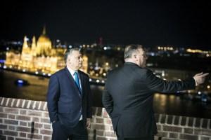 Orbán: Magyarország biztonságát nem lehet a NATO-ra alapozni