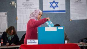 Az arabok felét nem érdekli az izraeli választás
