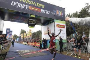 """Csere Gáspár olimpikon: """"Az egységes Jeruzsálemért futottunk"""""""