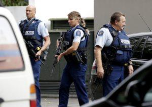 Vérengzés két mecsetben Új-Zélandon