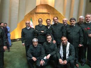 Teherán továbbra is kiáll a Forradalmi Gárda mellett