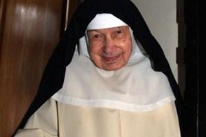 110 évesen hunyt el a lengyel zsidómentő apáca