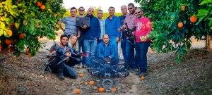 Szüretelő drónokat fejlesztett egy izraeli startup